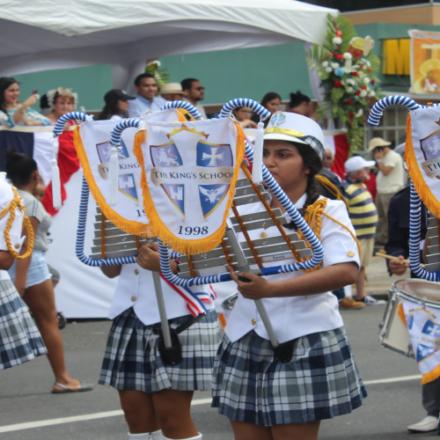 Desfiles Patrios 2018
